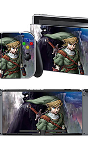B-Skin® The Legend of Zelda Cover sticker For Nintendo Switch Novelty Portable