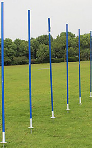 Soccer Soccer Agility Training Poles 1.5m foot speed, balance