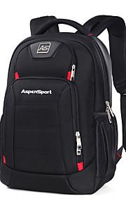 aspensport mannen rugzak tas 18 inch laptop notebook mochila voor mannen waterdichte rugzak tiener