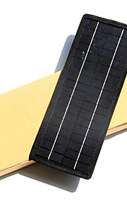 LIANGGUANG  Solar Panel Battery Charger For Outdoor 4.5W 12V