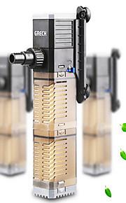 수족관 필터 에너지 절약 무소음 무독성&무미 모형 스위치 포함 조절 가능 플라스틱 220V