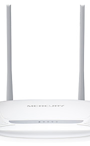 Routeur sans fil mercury 300mbps wifi router application activé mw325r version chinoise
