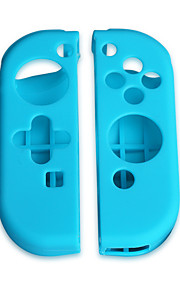 2pcs Silicone Gel Gamepad Joypad Protective Skin Cover Case for Switch NS Joy-Con Controller 4 Colors
