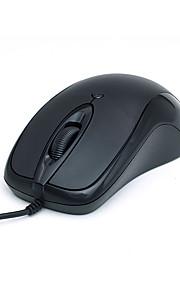 El ratón ajustable del usb del ratón 1600dpi del usb de la alta calidad 3 ató con alambre el ratón del juego para el gamer del lol del