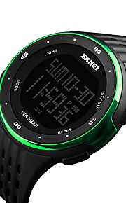 SKMEI® 1219 Men's Woman  Double Significant Outdoor Sports Watch Mountain Climbing 50M Waterproof Electronic Watch Male LED Students Multi-Function
