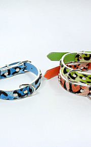 Moda gepard pasy kot psów kołnierze wyposażenie domowych kotów psa uprzęży domowych boże narodzenie akcesoria akcesoria dla zwierząt