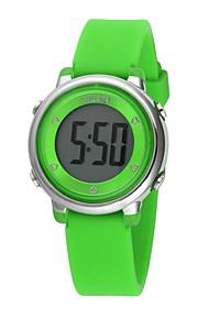 Vilam Mulheres Infantil Relógio Esportivo Relógio de Moda Relogio digital Digital Impermeável Luminoso Resistente ao Choque Plastic Banda