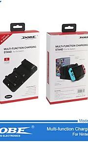 Batterier og Opladere For Nintendo Switch Genopladelig