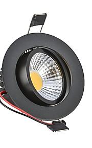 6W 2G11 LED-neerstralers Verzonken ombouw 1 COB 540 lm Warm wit Koel wit Decoratief V 1 stuks