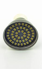 3W GU10 LED-spotpærer 48 SMD 2835 500 lm Varm hvit Kjølig hvit Dekorativ AC 12 V 1 stk.