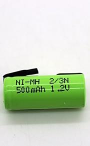 Ni-MH-2 / 3N 500mAh 1,2V