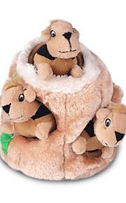 猫用おもちゃ 犬用おもちゃ ペット用おもちゃ 噛む用おもちゃ きしむおもちゃ キーッ リス プラッシュ