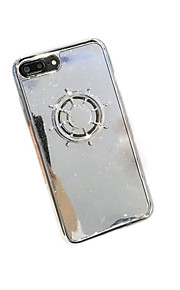 Fidget Spinner Case For iPhone 7 7 Plus 6s 6 Plus Hand Spinner Back Case 3D Cartoon Glitter Shine Soft TPU for Apple iPhone 6 6s Plus