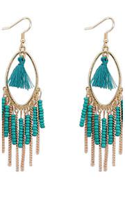 Øreringe sæt Smykker Personaliseret Euro-Amerikansk Mode Ædelsten Legering Smykker Smykker For Bryllup Speciel Lejlighed 1 Par