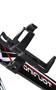 Bike Sports Water Bottles Water Bottle Cage Folding Bike Fixed Gear Bike Recreational Cycling Durable Reduced Chafing Black Red White PC
