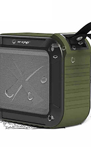 Langaton Langaton bluetooth kaiuttimet Kannettava Ulkoilu Vedenkestävä NFC Mini