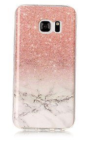 עבור Samsung galaxy s8 s8 בתוספת מקרה כיסוי משיש תבנית tpu חומר imd מלאכה טלפון במקרה s3 s4 s4 s5 s5 s6 s7 s6 קצה s7 קצה