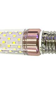9W Żarówki LED kukurydza 65 SMD 2835 600-680 lm Ciepła biel Biały V 8.0