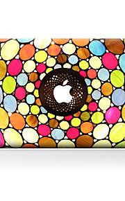 1개 스크래치 방지 만화 투명 플라스틱 바디 스티커 패턴 용MacBook Pro 15'' with Retina MacBook Pro 15'' MacBook Pro 13'' with Retina MacBook Pro 13'' MacBook Air