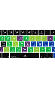 Toetsenbordcover Voor 13.3 '' Nieuwe MacBook Pro 13'' met Touch Bar