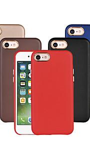 Voor apple iphone 7 7 plus iphone 6s 6 plus case bedekken de plating sleutels met pu lederen gevallen