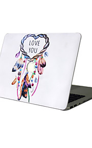 For New MacBook Pro 13 15 Air 11 13 Pro Retina 13 15 Macbook 12 Case Cover PVC Material Oil Painting Dream Catcher MacBook Case