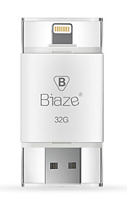 Biaze 32gb otg flash drive u disque pour ios windows pour iphone ipad pc