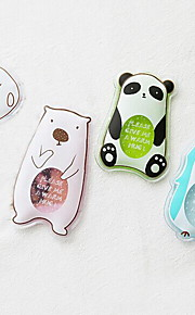 Multi-function Cute Animal Pattern PVC/CMC Camping / Hiking Casual Ice Pack/First Aid Ice Pack   1 pc
