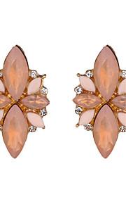 Women's Drop Earrings Rhinestone Geometric Alloy Geometric Jewelry For Dailywear Casual Stage