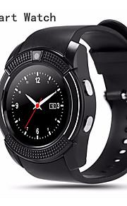 Dame Herre Sportsur Militærur Kjoleur Smartur Modeur Armbåndsur Unik Creative Watch Digital Watch Quartz DigitalFjernbetjening Kalender