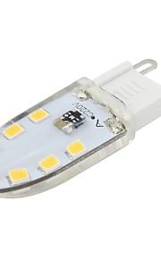 2W 2-pins LED-lampen T 14 SMD 2835 180 lm Warm wit Koel wit AC 220-240 V 1 stuks