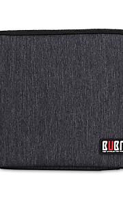 Bolsa para Adaptador de corriente Memoria USB Batería Auriculares Color sólido Textil Material