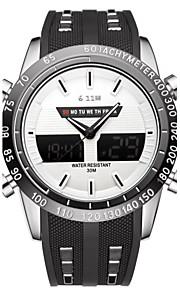 Damskie Męskie Sportowy Modny Zegarek na nadgarstek Unikalne Kreatywne Watch Na codzień Chiński KwarcowyKalendarz Wodoszczelny Duża