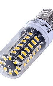 5W LED Mais-Birnen 56 SMD 5733 500 lm Warmes Weiß Kühles Weiß AC 220-240 V 6 Stück