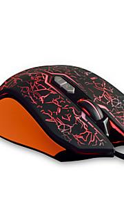 Ajazz-gt4000 dpi 9 botão a3050 rgb óptico usb mouse com fio rato gamer rato mouse mouse para pro gamer