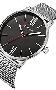 Mulheres Homens Relógio Esportivo Relógio Elegante Relógio Esqueleto Relógio Inteligente Relógio de Moda Relógio de Pulso Chinês Quartzo