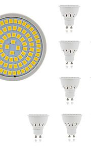 5W LED Spot Lampen MR16 80 SMD 2835 400 lm Warmes Weiß Kühles Weiß Dekorativ AC 220-240 V 10 Stück
