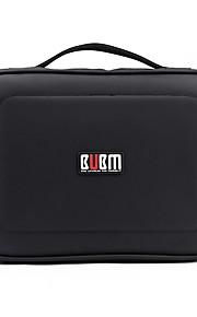 Bolsa para Adaptador de Tomada Flash  Drive Hard Drive Baterias Externas Mouse Fones de Ouvido Côr Sólida Tela Material