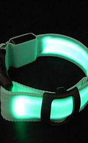 Kaulapannat Kannettava LED-valo Säädettävä Yhtenäinen Nylon