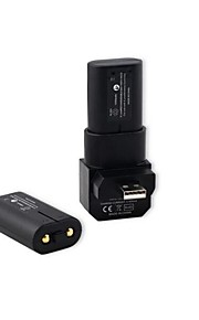 USB Charger Charging Dock Station  one Rechargeable Batteries for Microsoft XBOX ONE Controller Accessories