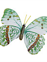 Glow-in-Dark Butterfly Home 3D butterfly wall stickers with Pin&Magnet  curtains Fridge Decoration