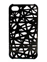 Case para iPhone 4 (Preto)