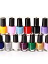 13 kleur stempel nagellak voor nail art afdrukken van nieuwe