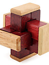 Wooden IQ Brain Teaser Magic Cube