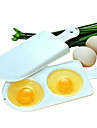 Microwave Oven Egg Boiling Tool