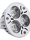 GU5.3(MR16) LED Spot Lampen MR16 3 High Power LED 270 lm Natuerliches Weiss DC 12 V