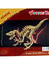 Wooden 3D Dinosaur Puzzle Toy