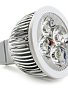 4W GU5.3(MR16) LED Spotlight 4 High Power LED 360 lm Natural White DC 12 V