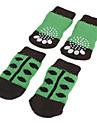 Ladybird Pattern Anti-Skid Socks for Dogs (S-L)