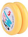 AODA no.710028 relampago blanco y amarillo de alta velocidad de bola del yoyo